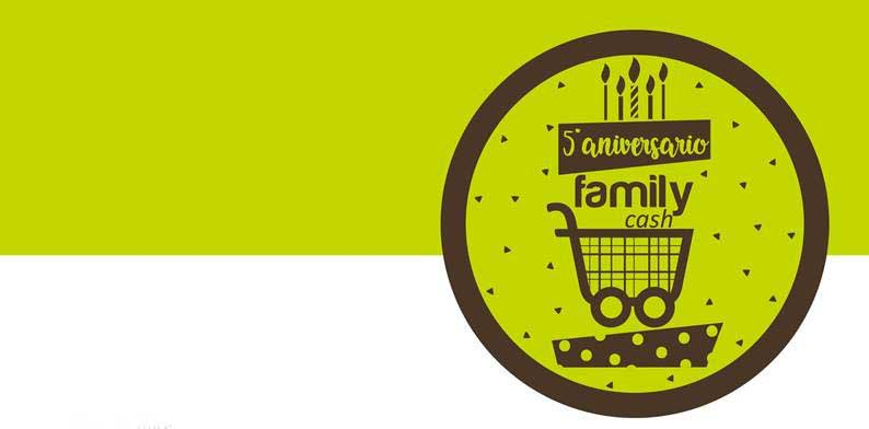 Nueva apertura de Family Cash en Xàtiva y V Aniversario